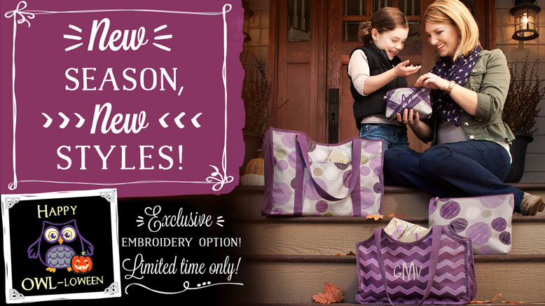 New Season, New Styles! Shop our new Catalog!
