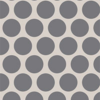 Grey Mod Dot swatch-img