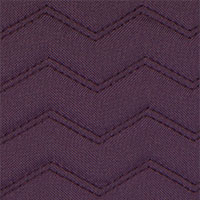 Plum Qulited Chevron swatch-img