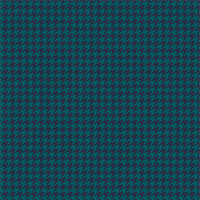 Teal Houndstooth watch-img
