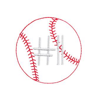 Baseball Icon-It