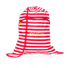 Cinch Sac (RMHC®) in Red Wave - 3039