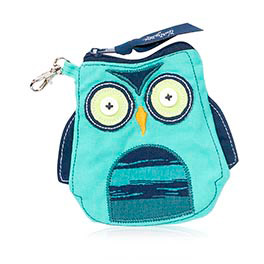 Icon Coin Purse in Owl - 3400