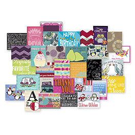 Celebrate Card Set in  - 3794