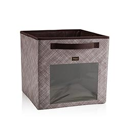 Your Way® Cube in Taupe Cross Pop - 4119