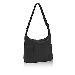Free to Be™ Carry-All in Black Twill Stripe - 4194