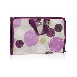 Uptown Jewelry Bag in Sketchy Dot - 4228