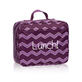 Cool Case Thermal in Plum Chevron - 4515