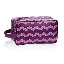 24/7 Case in Plum Chevron - 4584