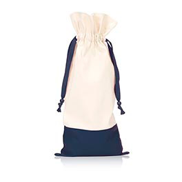 Cheers Bag in Natural (w/Navy) - 4733