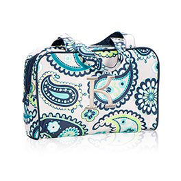 Handle-It Cosmetic Bag in Paisley Day - 4815