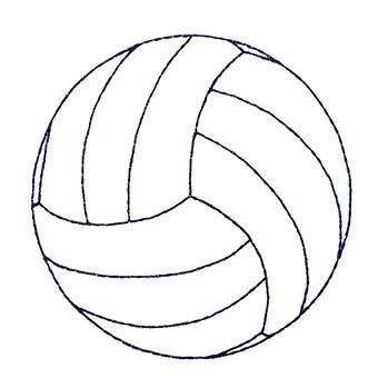Volleyball Icon-It