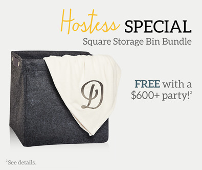 Hostess Special, Choose your free bundle