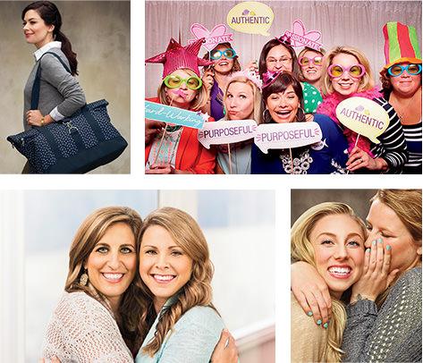 Collage of 31 Sisterhood