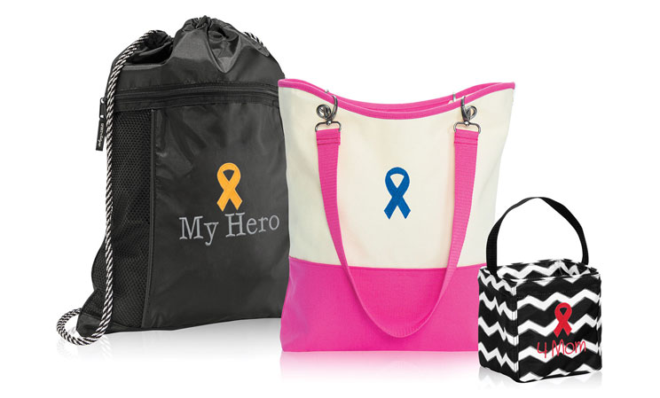 Care Ribbons personalization