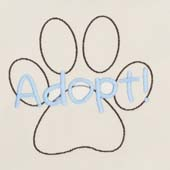 Paw Print Icon-It