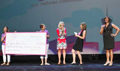 Inagural National Conference Director's Day Give