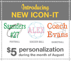 Introducing New Icon-it Personalization