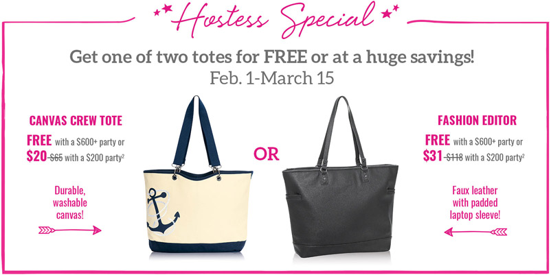 Only in January - Double Hostess Credit