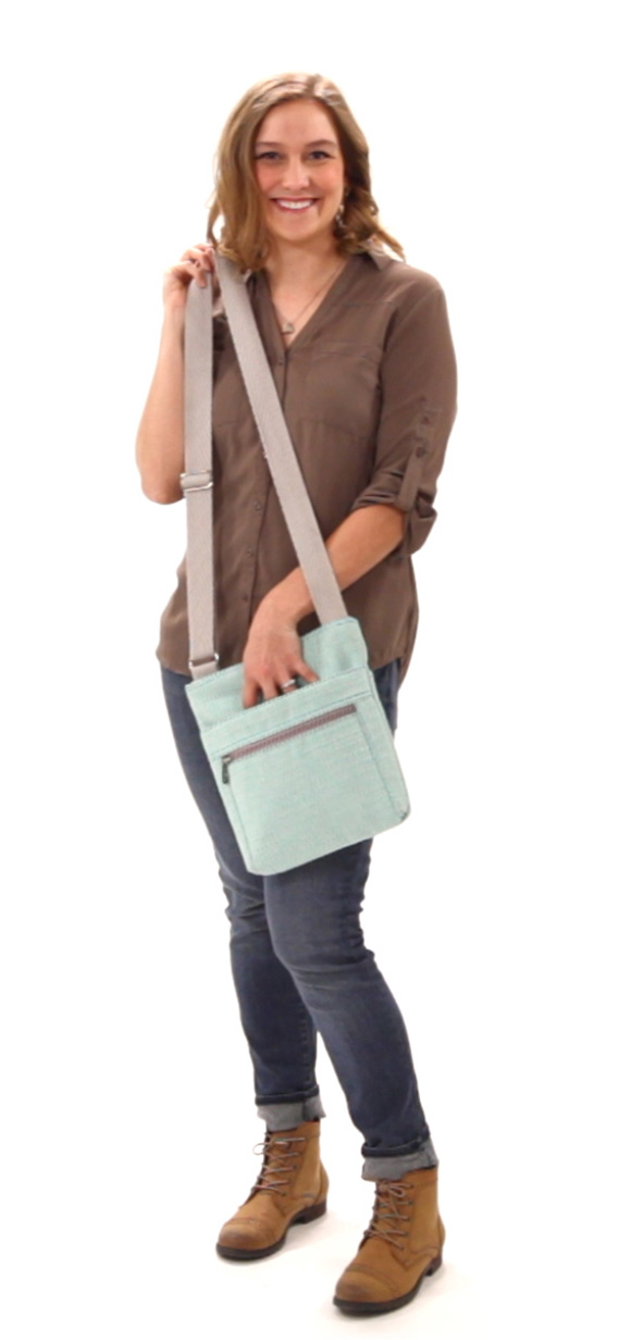 Organizing Shoulder Bag - 3165