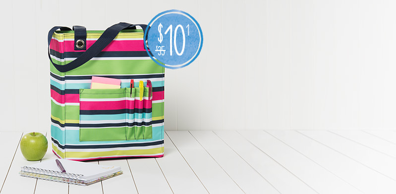 Customer Special - Save on the NEW Tall Organizing Tote